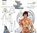 Vogue 8666 A
