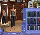 Ubrania Simów