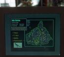 Jurassic Park III locations