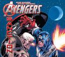Avengers: X-Sanction Vol 1 1