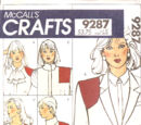 McCall's 9287 A