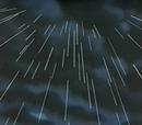 Elemento Agua: Lluvia Torrecial