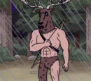 Stag-Man
