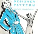 Designer Pattern Couture Collection 34 Catalog