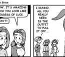 Not a Date at the Mall: Comic for Saturday, May 22, 2004