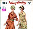 Simplicity 8003