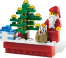 Weihnachts-Magnet 853353