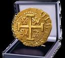 1715 Spanish Fleet Coin