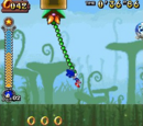 Sonic Rush Adventure stages