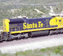 ATSF Locomotives