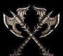 Twin Minotaur Axes
