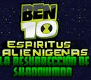 Ben 10: Espíritus Alienígenas: La resurrección de Shadowmon