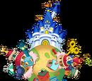 Mundos de Reino Nascimento Corações by Sleep