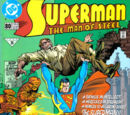 Superman: Man of Steel Vol 1 80