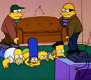 Burglar 2 (couch gag)