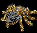 Black Widow Brooch By Faberge