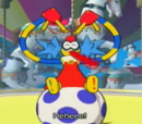NetNavis without a Robot Master Counterpart