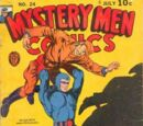 Mystery Men Comics Vol 1 24