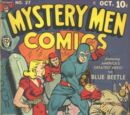 Mystery Men Comics Vol 1 27