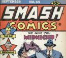 Smash Comics Vol 1 35
