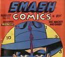 Smash Comics Vol 1 45