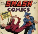 Smash Comics Vol 1 53