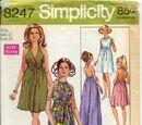 Simplicity 8247 A