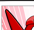 Join Team Red postcard
