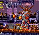 Sonic the Hedgehog CD bosses