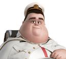 El Capitán B. McCrea