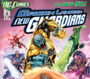 Green Lantern: New Guardians Vol 1 4