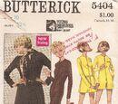 Butterick 5404