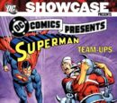 Showcase Presents: DC Comics Presents Superman Team-Ups Vol. 1 (Collected)