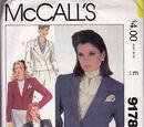 McCall's 9178 A
