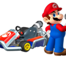 Mario Kart Pour Dee Ess
