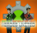 Ben 10-Generator Rex: Przymierze Bohaterów