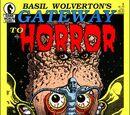 Basil Wolverton's Gateway to Horror Vol 1 1