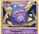 Koffing (HeartGold & SoulSilver TCG)