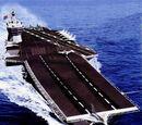 Type 089 aircraft carrier