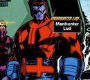Manhunter Lud (New Earth)