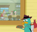 Oh, There You Are, Perry