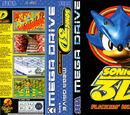 Sonic 3D box artwork