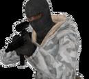 Artic Avenger Terrorist