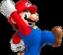Mario Basketball Alpha