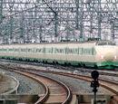JR Group trains