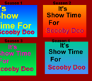 It's Show Time for Scooby Doo