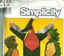 Simplicity 8332 A