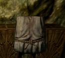 Schäbige Robe