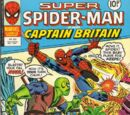 Super Spider-Man & Captain Britain Vol 1 252