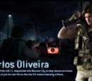 Carlos Oliveira (Operation Raccoon City)